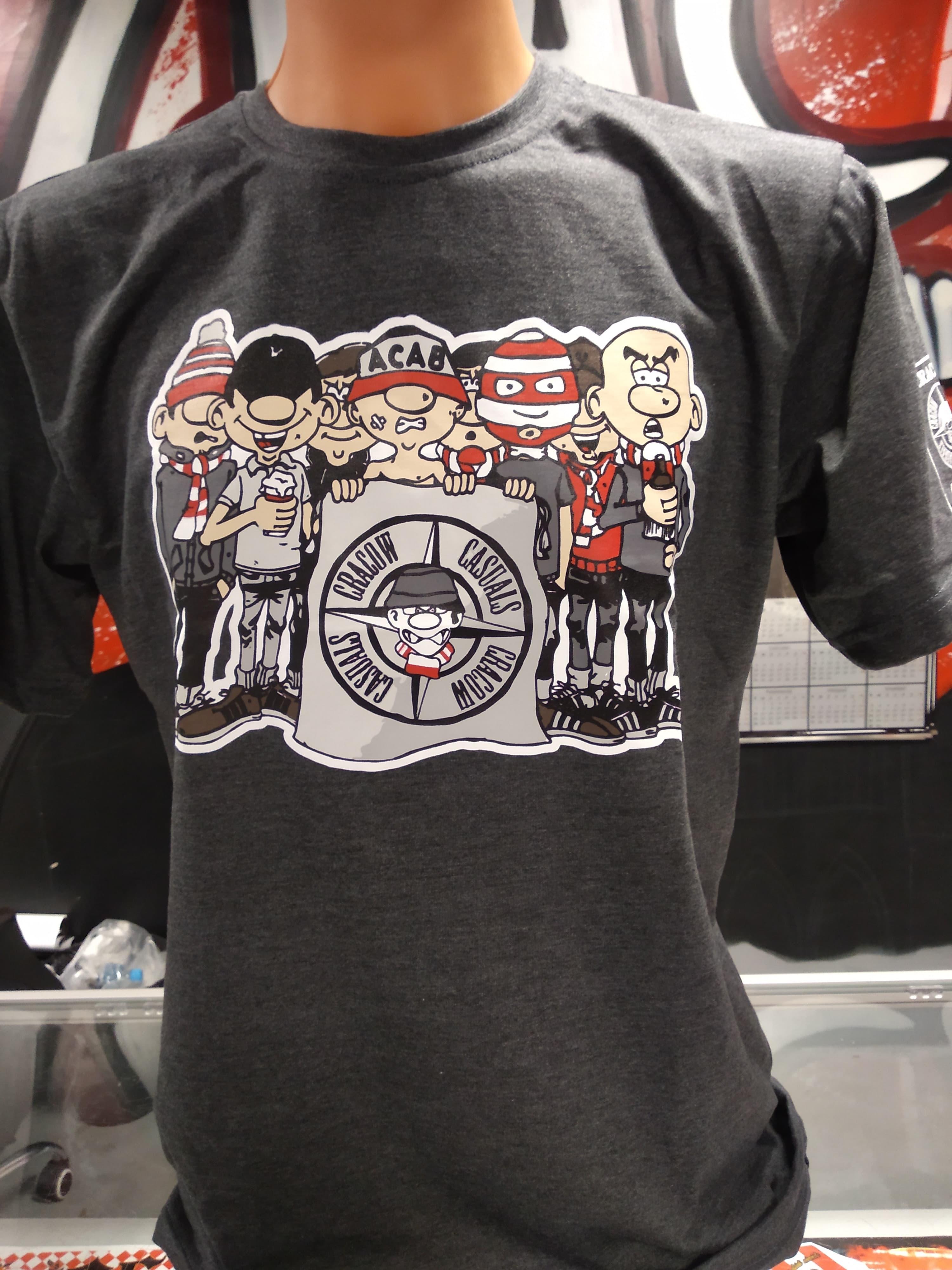 Koszulka Cracow Casuals