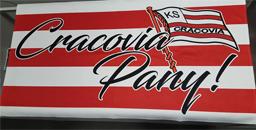 """Ręcznik """"CRACOVIA PANY"""" - Duży"""
