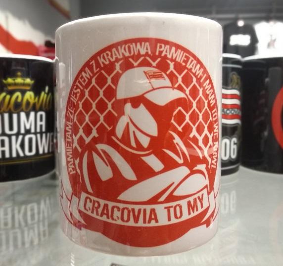 KUBEK CRACOVIA TO MY