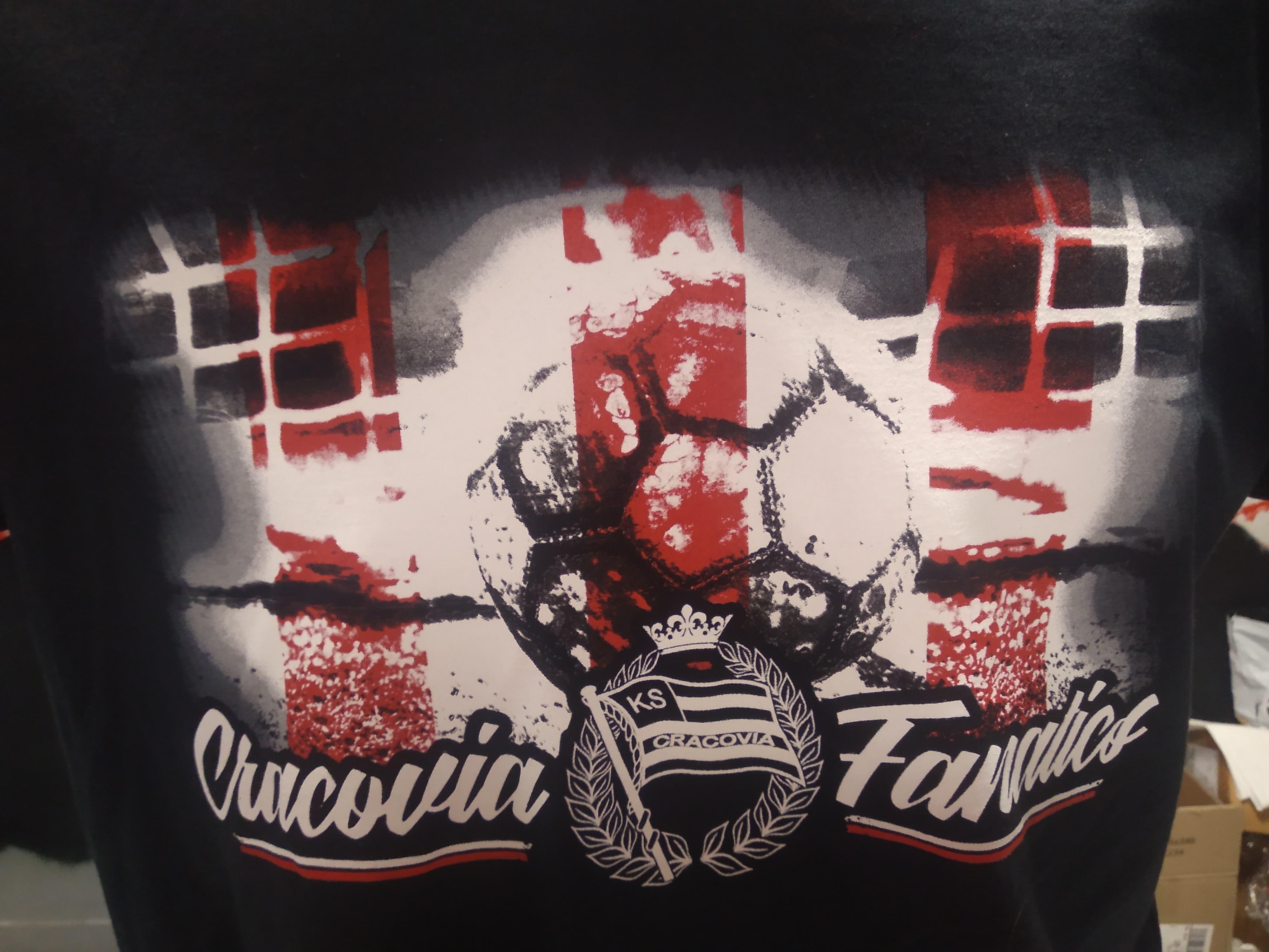 Koszulka 'Cracovia Fanatics'